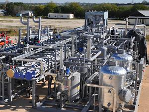100-mtpd LNG Project