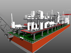 FLNG FEED Project