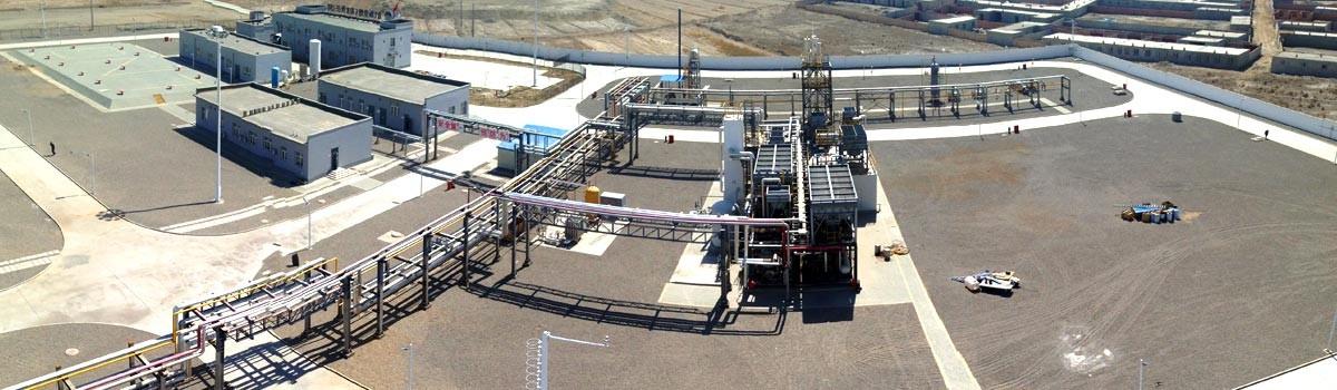 LNG Liquefaction Plants
