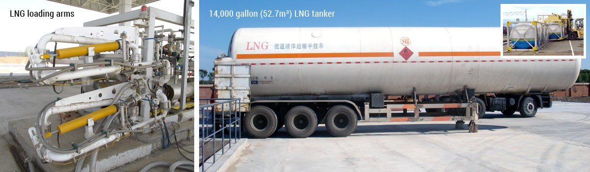 LNG Logistics and Handling Solutions
