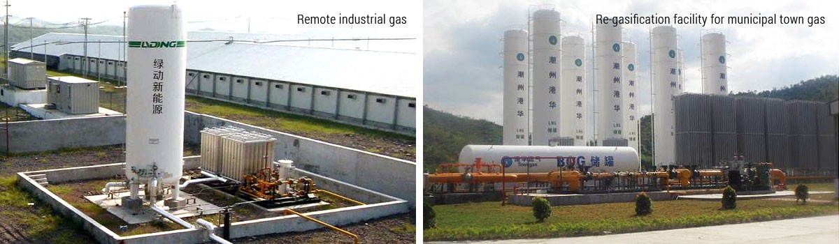 LNG Vaporizing Solutions